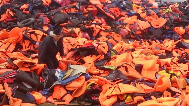 Life Jacket Recycle 4 Africa: Recycling Life Vests to African Fishermen cover