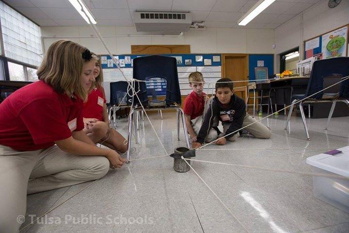 Tulsa Public Schools cover