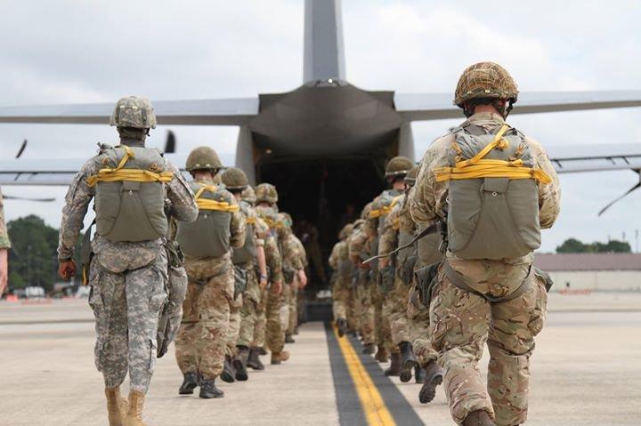 3rd Brigade Combat Team, 82nd Airborne Division cover