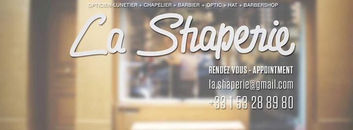 La Shaperie cover