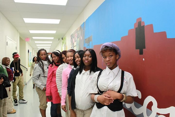 New Heights Program for Expectant & Parenting Students - Anacostia SHS cover