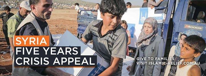 Islamic Relief Australia cover