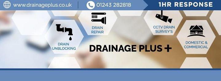 Drainage Plus cover