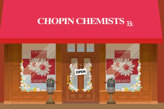 Chopin Chemists cover