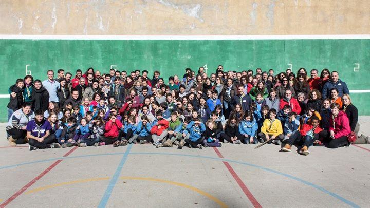 Agrupament Escolta Rakxa cover