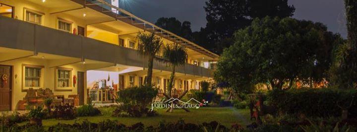 Hotel Jardines del Lago cover