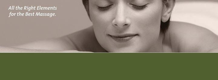 Elements Massage cover