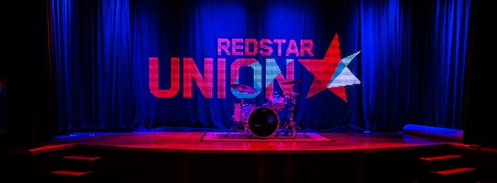 Redstar Union cover