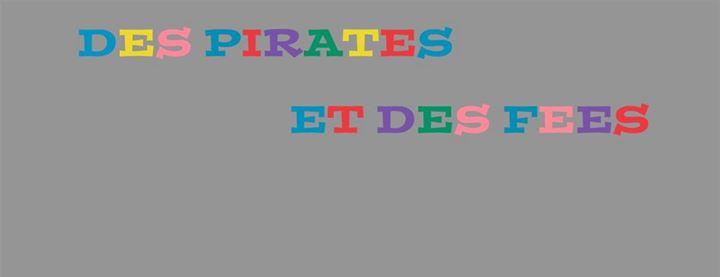 Des pirates et des fées cover