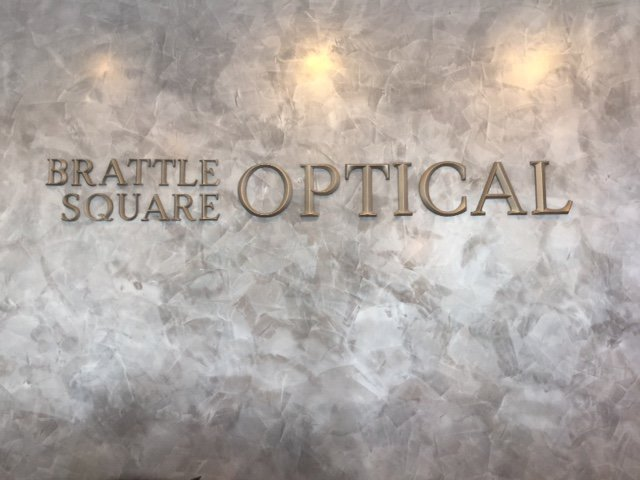 Brattle Square Optical cover