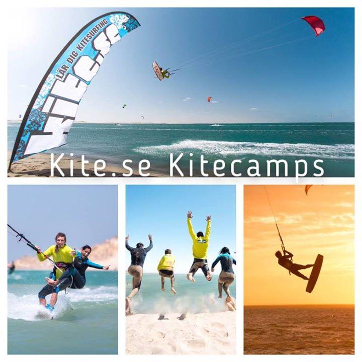 Kite.se - Sveriges kiteskola cover