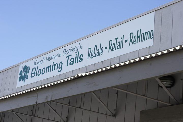 725c118b08917 Kauai Humane Society s Blooming Tails Resale Store - Lihue