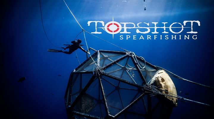 Top Shot Spearfishing cover
