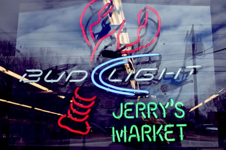 Jerry's  Market cover