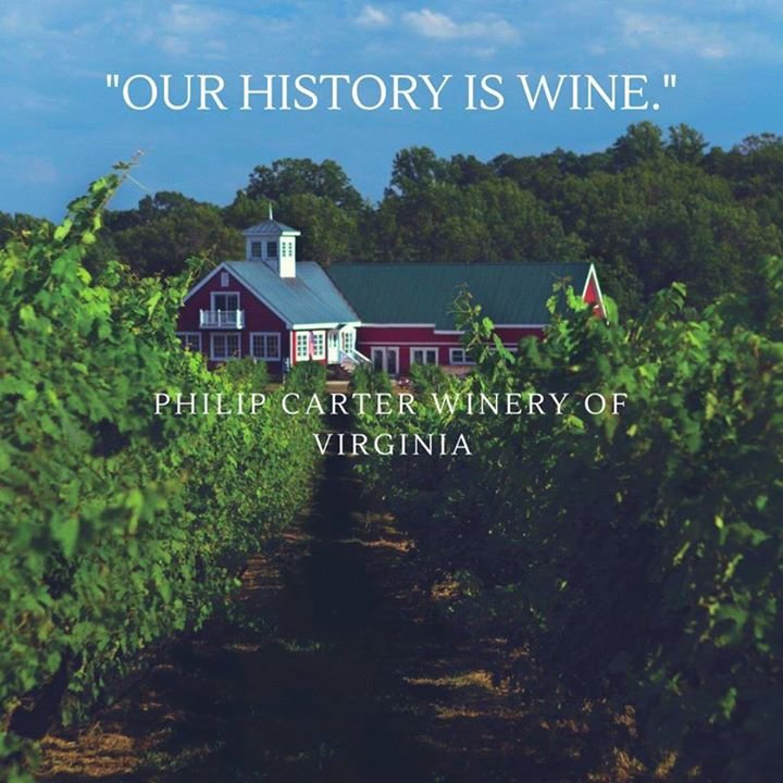 Philip Carter Winery cover