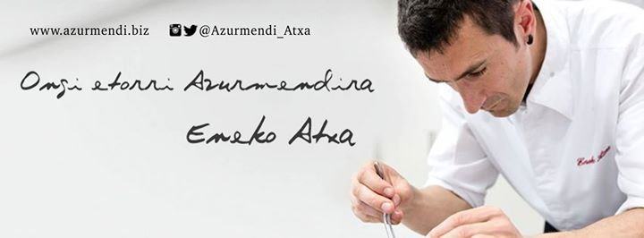Azurmendi cover