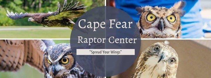 Cape Fear Raptor Center, Inc. cover