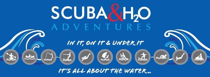 Scuba & H2O Adventures Magazine cover