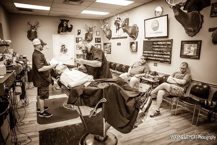 Bryan's Barber Shop! cover