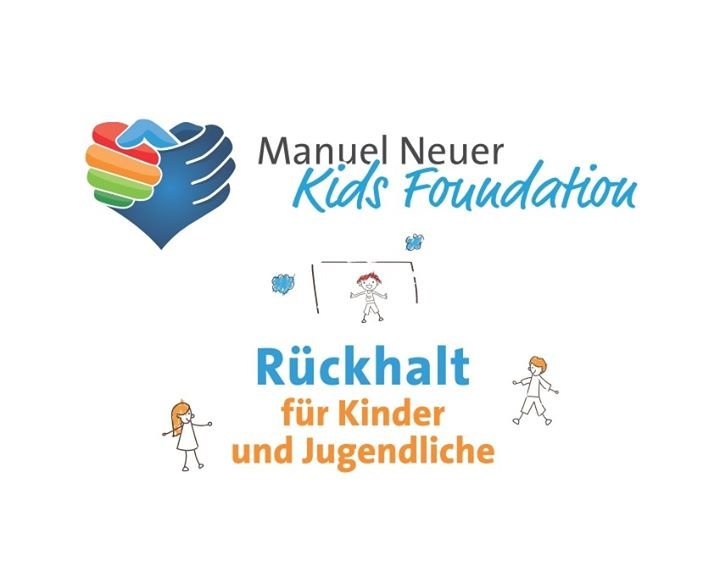 Manuel Neuer Kids Foundation cover