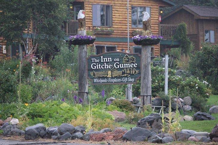 The Inn On Gitche Gumee cover