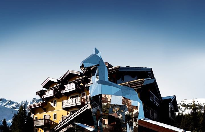 Cheval Blanc Courchevel cover