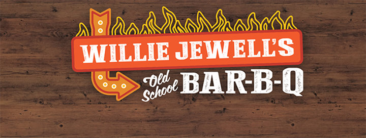 Willie Jewell's Old School Bar-B-Q cover