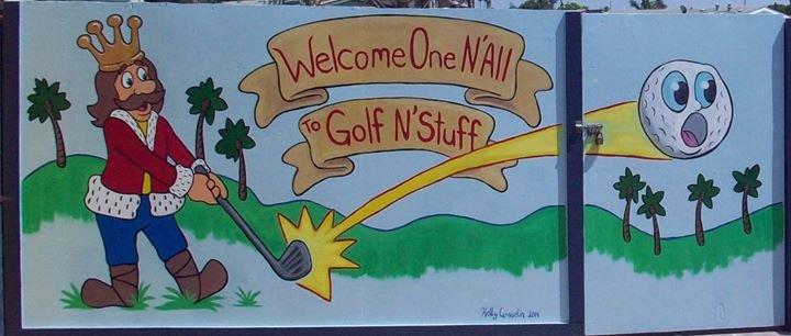 Golf N' Stuff cover