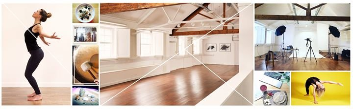 Coate Studios:  Creative Hub Workshops/ Art/ Events cover