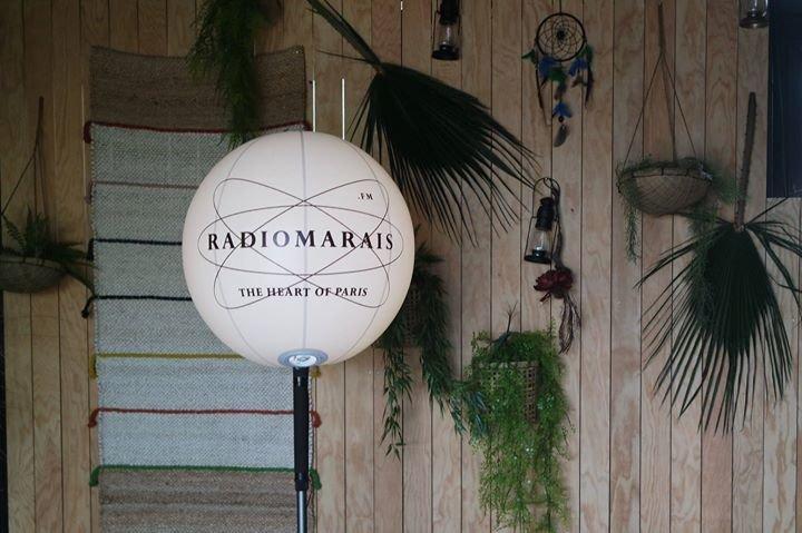 Radiomarais cover