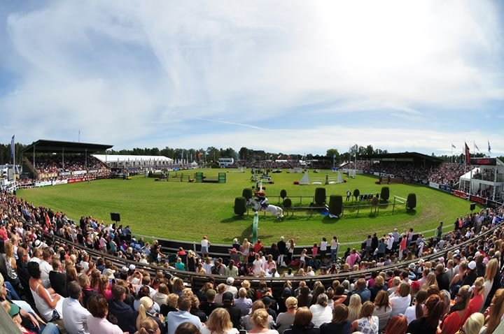 Falsterbo Horse Show cover