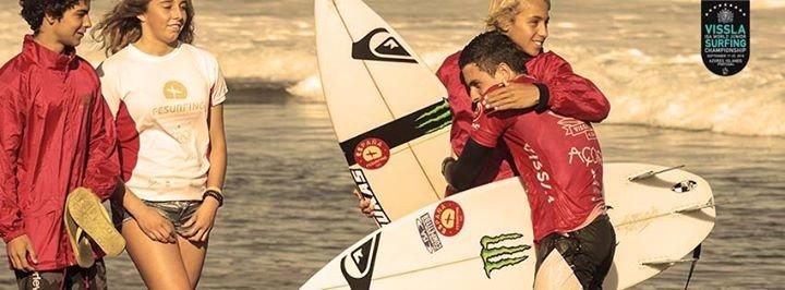 Federación Española de Surfing cover