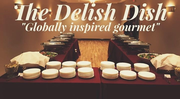 The Delish Dish cover