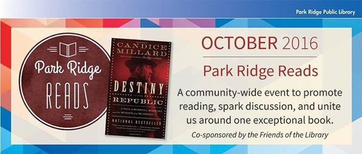 Park Ridge Public Library cover