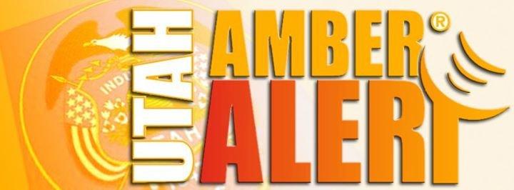 Utah AMBER Alert cover