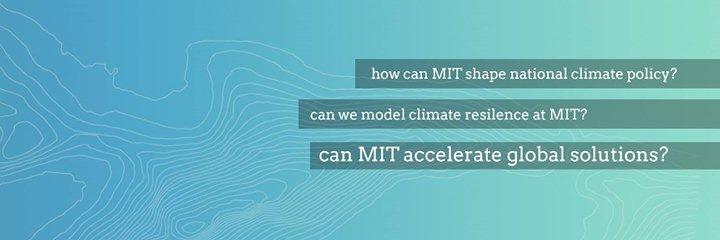 MIT Climate Change Conversation cover