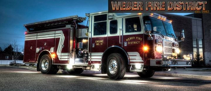 Weber Fire District cover