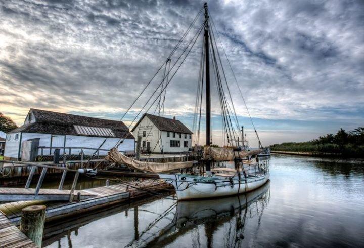 Long Island Maritime Museum cover