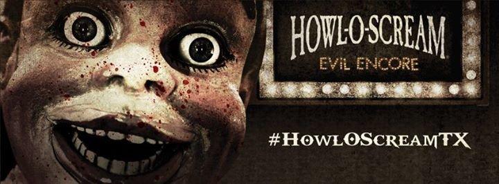 Howl O Scream San Antonio cover