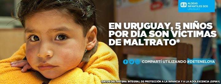 Aldeas Infantiles SOS Uruguay cover