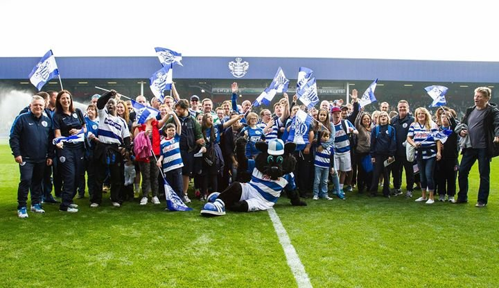 QPR in the Community Trust cover