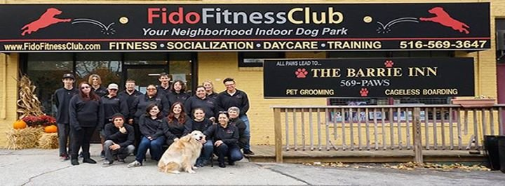 Fido Fitness Club cover