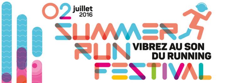 Summer Run Festival cover