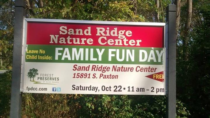 Sand Ridge Nature Center cover