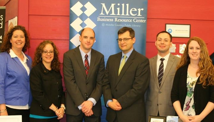 Miller Business Resource Center cover