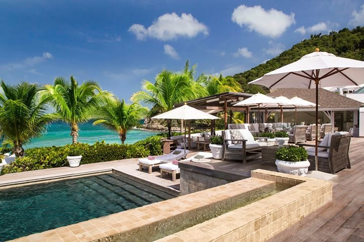 Cheval Blanc St-Barth Isle de France cover