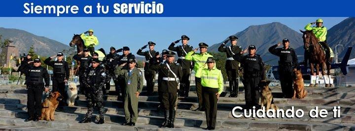 Policía Nacional del Ecuador cover
