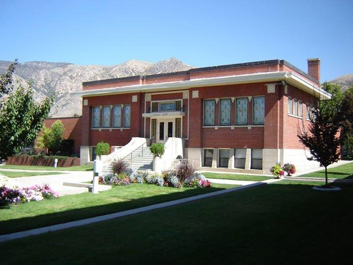 Brigham City Public Library cover