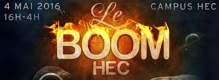 LE BOOM HEC cover