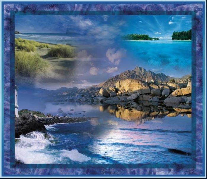 Coastal America cover